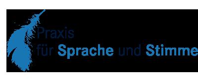 Praxis für Sprache und Stimme Logo
